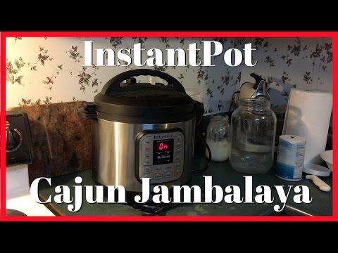 InstantPot Recipes   InstaPot Jambalaya at AldermanFarms