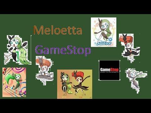 Pokemon How To Get Meloetta