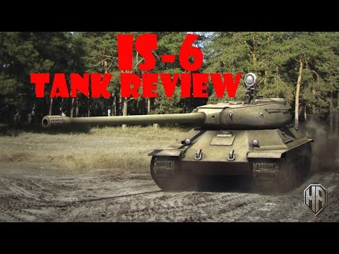 World of Tanks Xbox 360 IS-6 Review