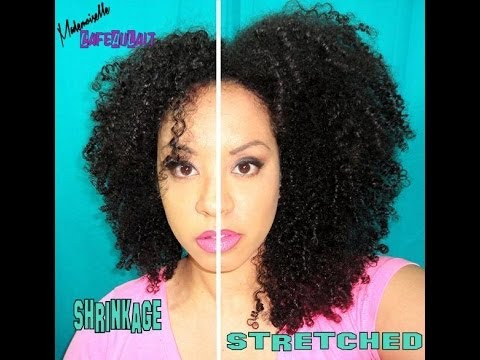 From SHRINKAGE to FULL STRETCH !!! :)