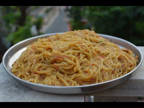 Maggi Masala Recipe In Hindi |   मेगी मसाला नूडल को बनाने की रेसिपी हिन्दी मे