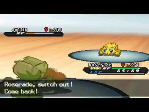 Pokemon Black 2 - 0 Exp Challenge Mode Part 4: Elesa
