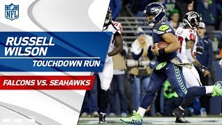 Seattle Recovers the Kickoff to Set Up Russell Wilson