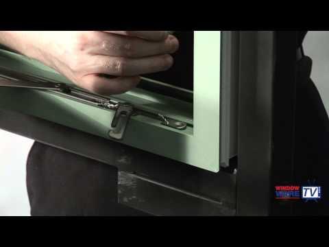 How to fit a concealed window restrictor