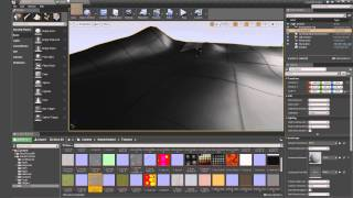 20 How to Create a Landscape Material in UE4 | Unreal Engine