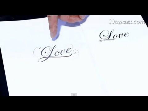How to Pick a Tattoo Font | Tattoos