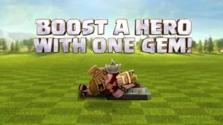 Clash of Clans Valentine