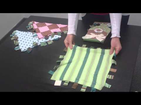 Taggies blankets