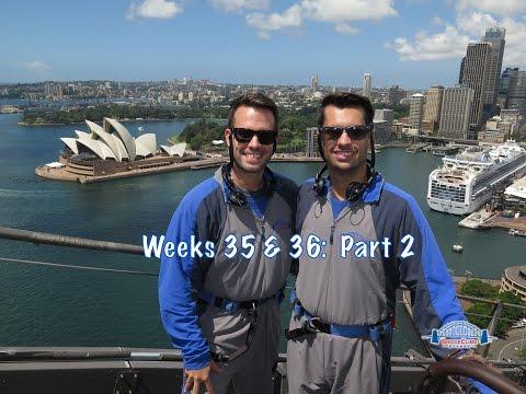 Sydney, Brisbane & New Caledonia I Weeks 35 & 36: Part 2 I ZeeJay210