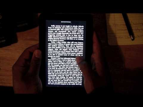 Kindle Fire: How to Download Books​​​ | H2TechVideos​​​