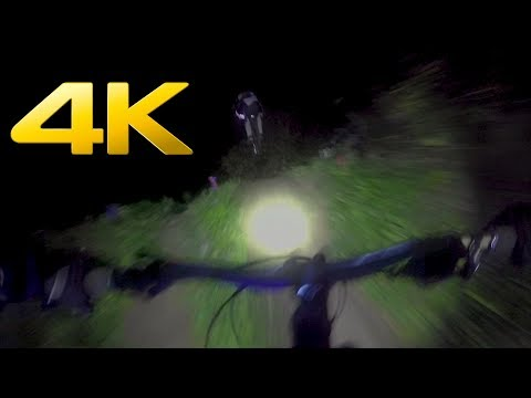 [MTB 4k] Night Ride 2017 | Making Mountainbike Memories #12