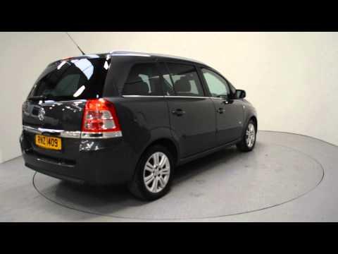 Used 2012 Vauxhall Zafira | Used Cars for Sale NI | Shelbourne Motors NI | RNZ1409