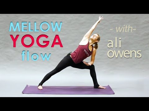 Mellow Yoga Flow with Ali Owens