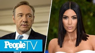 Kevin Spacey Comes Out After Harassment Claims, Kim Kardashian Calls Scott