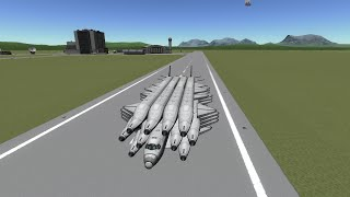 The Odyssey by Bill, Book 12: 1664 passenger stock SSTO spaceplane to Dres