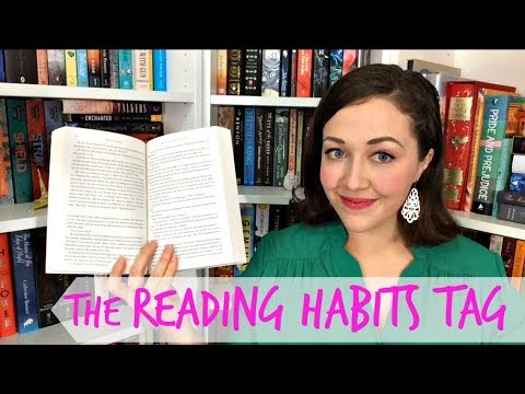The Reading Habits Tag