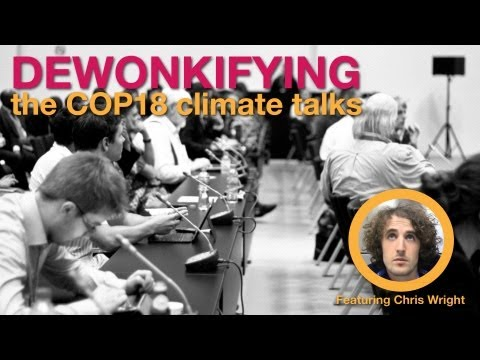Dewonkifying the COP18 Climate Talks