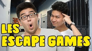 LES ESCAPE GAMES - LE RIRE JAUNE