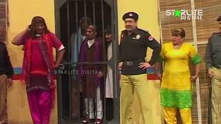 Sohail Ahmed and Akram Uddas New Pakistani Stage Drama  Kali Chader  Full Comedy Clip