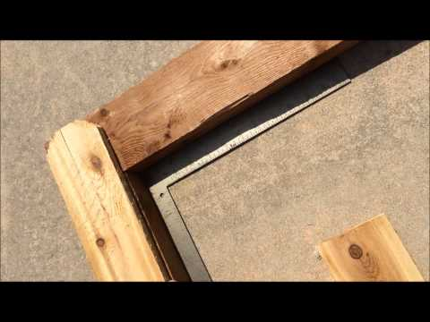 How to build a fence jig