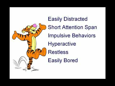 ADHD Hyperactive Kids : About ADHD Impulsive Hyperactive Type in Children, Teens, and Adults