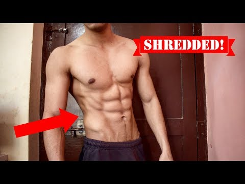 5 Minute Oblique Workout - V-Cut Abs Workout for Ripped Obliques | Vikas Choudhary