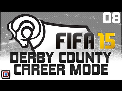 FIFA 15 - Derby County Career // A Job Offer Abroad // 08 [Xbox One]