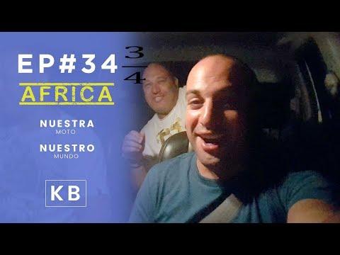 La gran trompa en el hotel de los lios - Ep#34 3/4 - Vuelta al Mundo en Moto