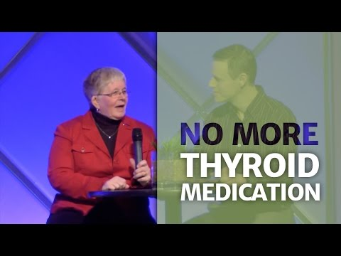 Maximized Living -- Off thyroid + blood pressure medication