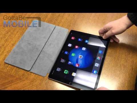 How to Install Apple Smart Keyboard on iPad Pro