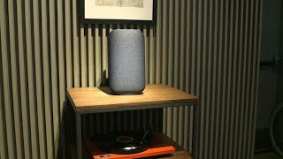 Google Home Max Es Una Bocina Inteligente Con Música A La Enésima Potencia