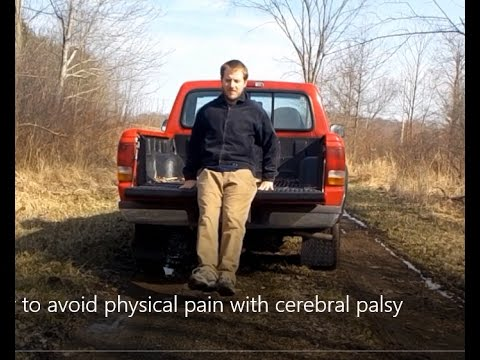 the best way to avoid physical pain with cerebral palsy