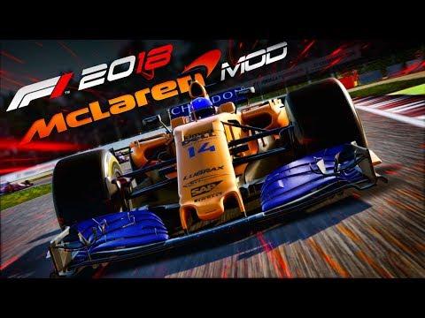 F1 2018 Season Mod Gameplay - Australian Grand Prix