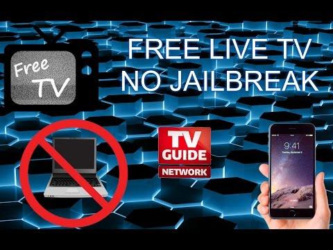 Free Live TV No jailbreak no computer any IOS Device