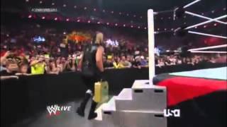 Seth Rollins using Triple H