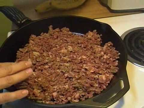 What's for Dinner? Corned Beef Hash, Leftover Makeover