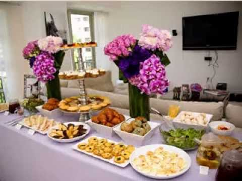 Wedding shower ideas on a budget
