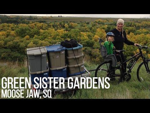 Single Mom Crushing It As An Urban Farmer!