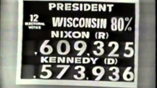 Download ELECTION NIGHT 1960 (NBC-TV COVERAGE) Video