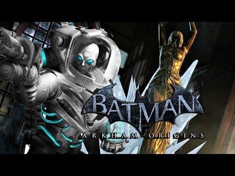 Batman Arkham Origins: Mr Freeze Confirmed as Main DLC Villain!!!