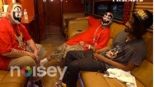 Insane Clown Posse Talks To Danny Brown - Back & Forth - Episode 8