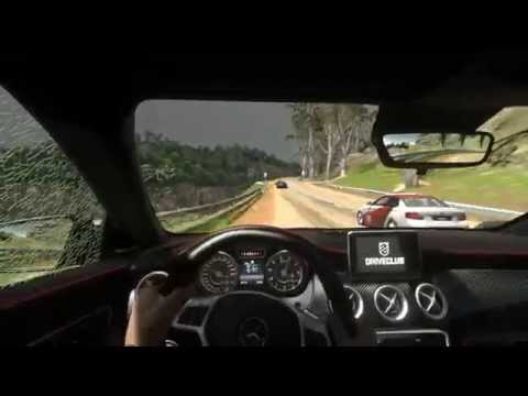 Driveclub Beta Footage - Race @ Nigri Hills
