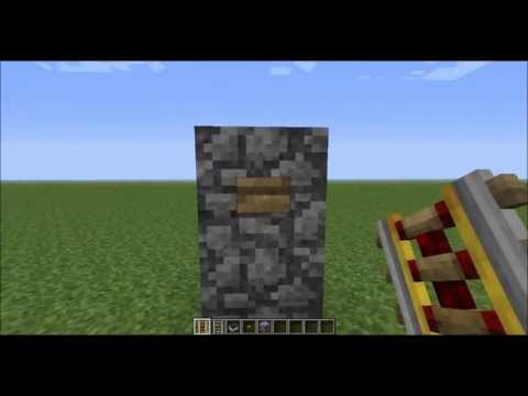 Minecraft Tutorials: How to make a Minecart stop and go by itself and make TNT Minecarts Explode!