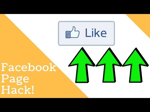 Facebook Page Hack To 100,000 Likes