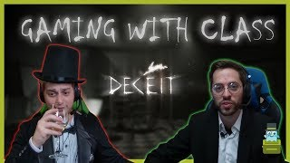 Champagne and Deceit! [Gaming with Class]