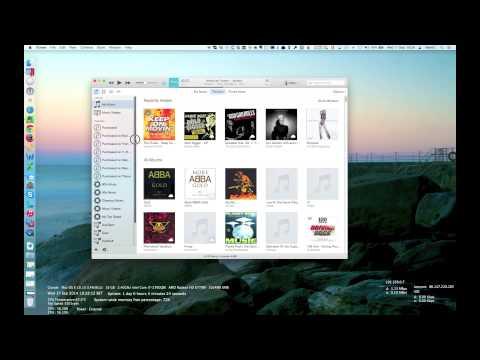 iTunes 12 & the SideBar