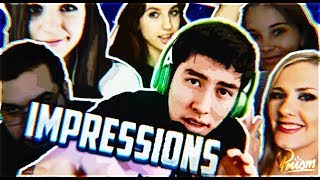 [ASMR] IMPERSONATIONS OF OTHER ASMRTISTS