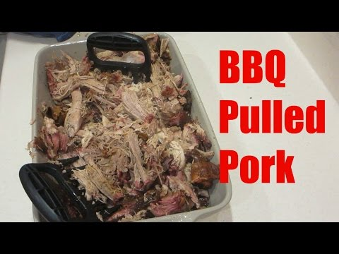 BBQ Pulled Pork (How To)