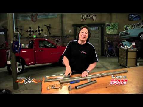 Quick Tip - Cutting Round Tubing
