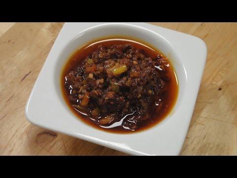 Jain Schezwan Sauce | Jain Special Recipe | Sanjeev Kapoor Khazana